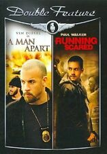 Man Apart Running Scared 0794043131554 DVD Region 1 P H
