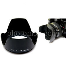 Paraluce UNIVERSALE a PETALO - 82 mm Canon Nikon Sigma Tamron Sony Pentax - 82mm