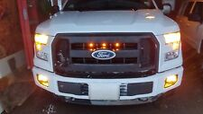 Ford F150 Raptor Style Grille Light Kit 100% Plug and Play   2015-17