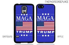 Donald Trump MAGA Make America Great Again for Apple or Samsung Phone Case Cover
