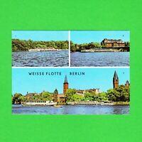 Ansichtskarte DDR Berlin, Weiße Flotte