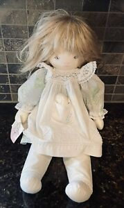 Dolls by Pauline Vintage 1984 super sweet face still has original tags!!