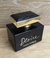 💥 Sealed Dolce & Gabbana Desire The One Intense EDP Eau De Parfum 2.5 Oz/75 ml
