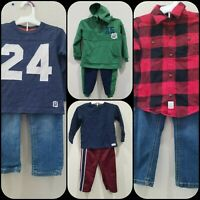 Baby Boys Winter Outfits (4) Size 3T**Brand Names**Great Variety**Super Cute!!!