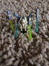 Lego Star Wars Original General Grievous Minifigure w/ 4 Lightsabers 8095 9515