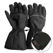 Battery Powered Heated Men Women Gloves Outdoor Motorcycle Skiing Warmer Winter