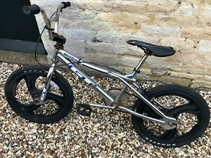 Chrome Performer GT BMX, one owner since new!