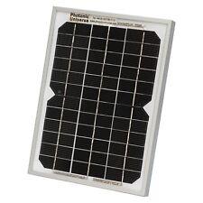 5W 12V solar panel (2m cable) for camper / caravan / boat 5 watt trickle charger