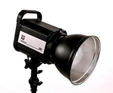 """Paterson Photographic LIT100 Tungsten Studio Lamp Head : Inc:19"""" Reflector&Bulb"""