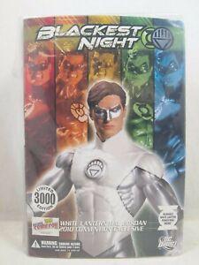 DC Direct 2010 Blackest Night NYCC White Lantern Hal Jordan Figure Limited 3000