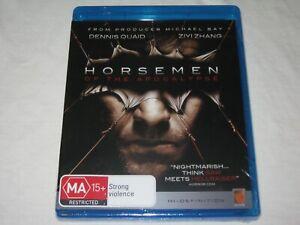 Horsemen Of The Apocalypse - Brand New & Sealed - Region A, B, C - Blu Ray