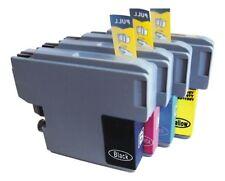 Cartuchos de tinta Brother unidades incluidas 4 para impresora