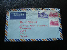 AFRIQUE DU SUD - enveloppe 1985 (cy62) south africa