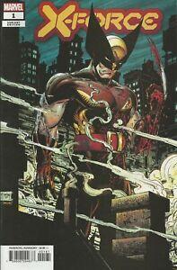 X-FORCE #1 (Marvel - 2020) McFARLANE HIDDEN GEM 1:100 Variant 1st Printing