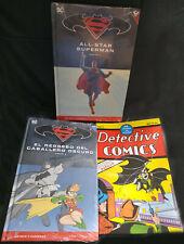 Comics Batman y Superman, tapa dura