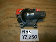 1983 YZ250 WATER PUMP COVER YZ 250 1984 1985
