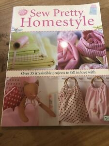 Sew Pretty Homestyle: Over 35 Irresistible Proje... by Finnanger, Tone Paperback