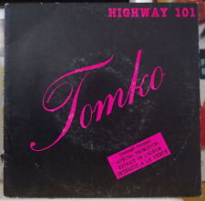 LARRY TOMKO TRIO HIGHWAY 101 PROMO FRENCH SP PRIVATE