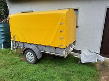 PKW Anhänger Böckmann, 1200 kg, gebremst