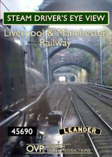 Steam Driver's Eye View - Liverpool & Manchester Railway *DVD