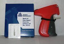 Top of the Line Avery Dennison Fine Tagging Gun Kit Gun+needle+1000 Avery Den...