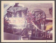 Vintage Car Photo Chrysler Hemi Engine Drag Racing 664952