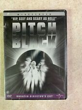 New listing Dvd Disc New Sealed Movie Video Widescreen Pitch Black