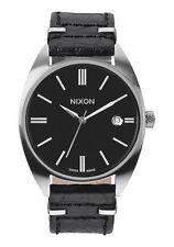 NIXON Men's SUPREMACY Wrist Watch - A353 000 - Black - NWT
