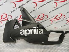 APRILIA RS4 125 2015 LEFT HAND LOWER BELLY PANEL FAIRING BK418