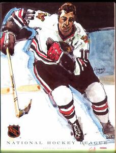 Chicago Black Hawks vs California Golden Seals 1970-71 Hockey season