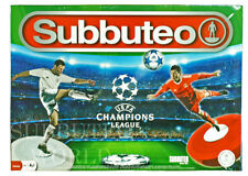 OFFICIAL 2017 UEFA CHAMPIONS LEAGUE SUBBUTEO BOX SET. TABLE SOCCER - FOOTBALL.