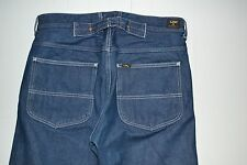 LEE 101 Union B Selvage Denim jeans W32 L32 Cinchback buckleback dungarees pants
