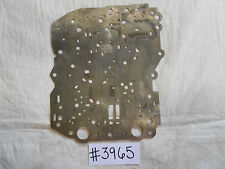 1970 Mustang Automatic C4 Transmission Valve Body Spacer Plate