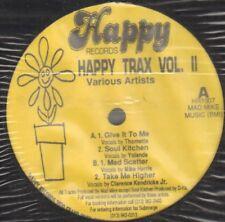 D-Ha / Mad Mike - Happy Trax Vol. II - Happy Records - HR1007 - Usa 1993