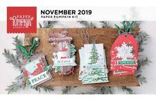 Full Kit - Winter Gifts November 2019 Paper Pumpkin
