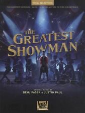 The Greatest Showman Vocal Selections Sheet Music Book Musical Soundtrack