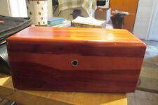 Cedar Chest Sample from Miller's Furniture Cambridge & Lowell, MA