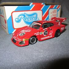 78F Record Porsche 935 Turbo K3 LM 1981 # 43 Akin 1:43 Kit Résine