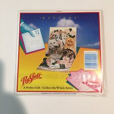 Vintage Pop Shots 3-D Pop Up Card - Kittens With Love - VPS 200 - NEW