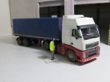 1/76 Oxford Diecast Trucks Code 3, Flat Bed With Loads Nice !