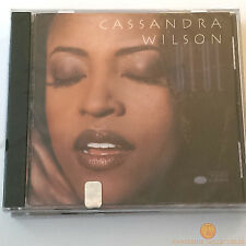 Cassandra Wilson - Blue Light 'Til Dawn (CD 1993) NEW AND SEALED Ex-Shop Stock