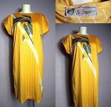 Vintage 80's GUCCI Pure Cotton Cap Sleeve Tunic Dress Summer Sport Dress S/M