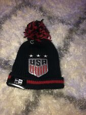Team USA Beanie New With Tags Women's New Era