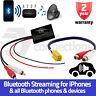 Alfa Romeo 159 Bluetooth A2DP Music Streaming Interface Adapter car AUX input
