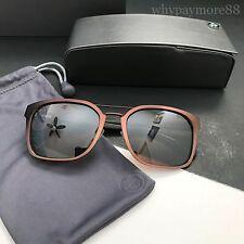 BMW Collection Brown Metal Square Mirrored Sunglasses B6518 NIB Unisex Japan