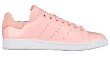 Mujer Adidas Stan Smith Con Rosa Sintético Zapatillas Casual