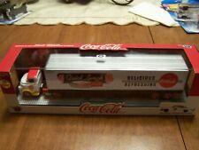 M2 Machines Coca Cola 1957 COE & 1957 Chrysler 300C Chase