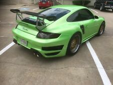 PORSCHE 997.2 GT3  REAR TAIL WING SPOILER 997 TURBO 2007 TO 2011 CARRERA 997