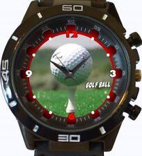 Golf Ball New Gt Series Sports Wrist Watch