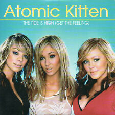 ★☆★ CD Single ATOMIC KITTEN The tide is high - Promo 1-track CARD SLEEVE  NEW★☆★